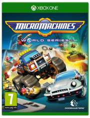 Micromachines World Series Xone-40341
