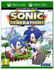 Sonic Generations Xbox 360 / Xbox One-46763
