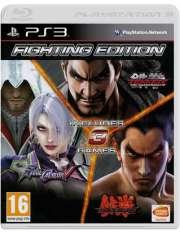 Fight Edition Tekken Tag 2 Soul Calibur V PS3-1222