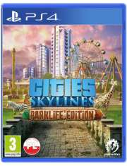 Cities Skylines - Parklife Edition PS4-47219