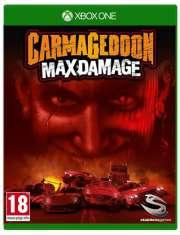 Carmageddon Max Damage Xone-30949