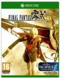 Final Fantasy Type-0 HD Xone