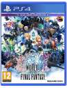 World of Final Fantasy PS4-16962