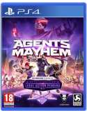 Agents Of Mayhem Steelbook PS4