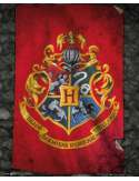 Harry Potter Hogwart - plakat