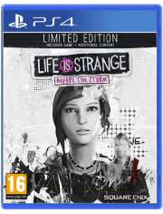 Life is Strange Before The Storm Limited Editi PS4-30254