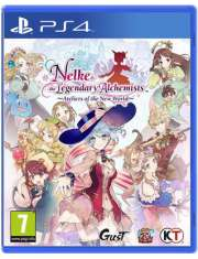 Nelke Legendary Alchemists Ateliers New World PS4-47354