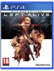 Left Alive Day One Edition PS4-37939