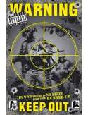 Zakaz Wstępu - Strefa Wojny - plakat
