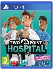 Two Point Hospital PS4-47372