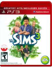 The Sims 3 PS3 Grates Hits-46814