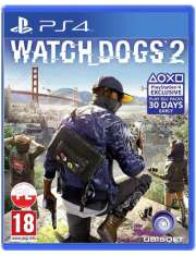 Watch Dogs 2 PS4-14729