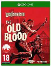 Wolfenstein The Old Blood Xone-46218