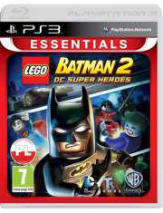 Lego Batman 2 DC Super Heroes Essentials Rus PS3-40399