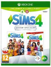 The Sims 4 Psy i Koty Xbox One-47528