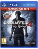 Uncharted 4 Kres Złodzieja Playstation Hits PS4 PL