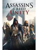Assassins Creed Unity Cover - plakat