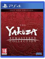 Yakuza Remastered Collection – Day 1 Edition PS4-47641
