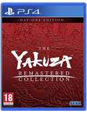 Yakuza Remastered Collection – Day 1 Edition PS4