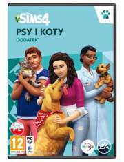 The Sims 4 Psy i Koty PC-47662