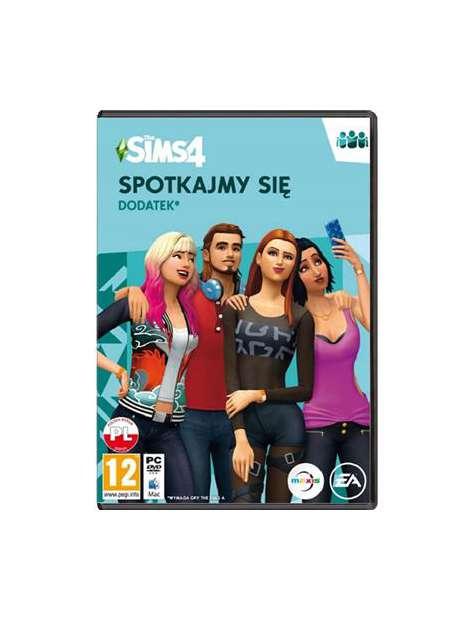 The Sims 4 Spotkajmy Się PC-43877