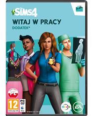 The Sims 4 Witaj w Pracy PC-47673
