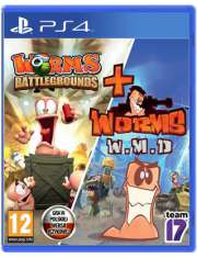 Worms Battlegrounds Worms WMD PS4-47807