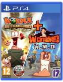 Worms Battlegrounds + Worms WMD PS4