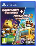 Overcooked + Overcooked 2 PS4