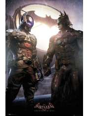 Batman Arkham Knight - plakat
