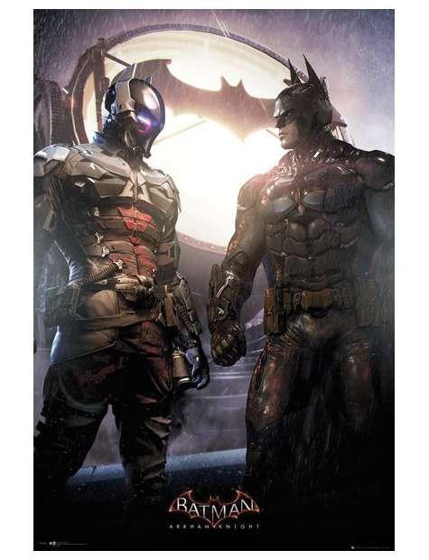 Batman Arkham Knight - plakat