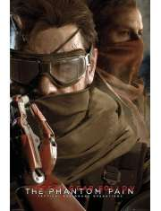 Metal Gear Solid V The Phantom Pain - plakat