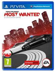 Need For Speed Most Wanted PSV-26463