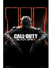 Call of Duty Black Ops 3 Cover - plakat