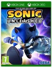 Sonic Unleashed Xbox360 / Xone-47866