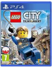Lego City Tajny Agent PL PS4-46172