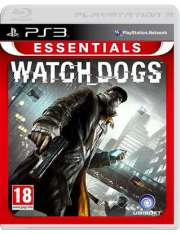 Watch Dogs Essentials PS3-34941