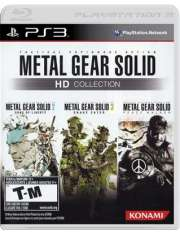 Metal Gear Solid HD Collection PS3-35623