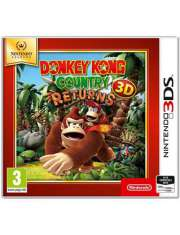 Donkey Kong Country Returns 3DS-36985