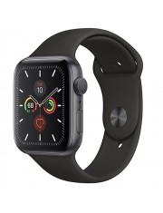 APPLE Watch 5 40mm Space Gray Czarny Sportowy Pas-48135