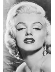Marilyn Monroe Love - plakat