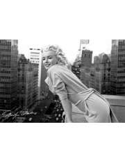 Marilyn Monroe Balcony - plakat