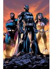DC Comics Liga Sprawiedliwości Trio - plakat