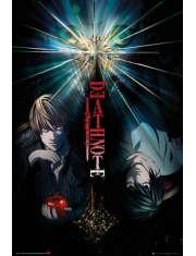 Notatnik śmierci Death Note Duo - plakat