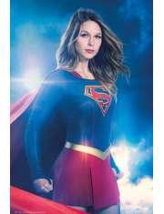 Supergirl Dc Comics - plakat