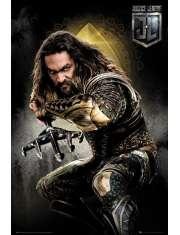 Liga Sprawiedliwości Aquaman - plakat