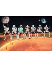 Gwiezdne Wojny Star Wars Original Stormtrooper - plakat