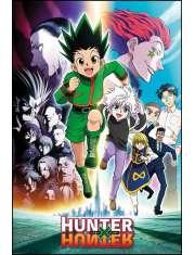Hunter X Hunter Keyart - plakat