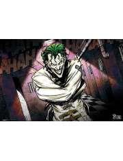 DC Comics Joker Asylum - plakat