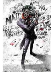 DC Comics Joker Szaleństwo - plakat